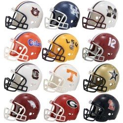 SEC-Football-Helmets