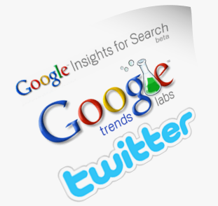 ve been interested in comparing Google Trends and Twitter Trends