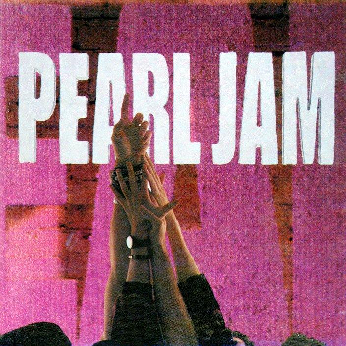 PEARL JAM - Ten - Front