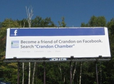 facebook-fan-page-billboard