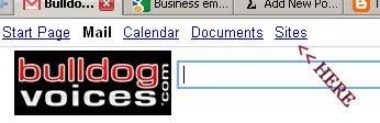 google-sites-location