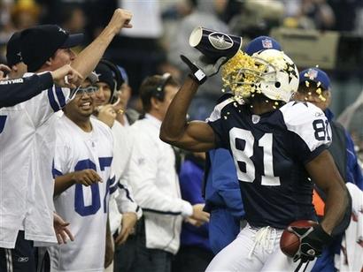 APTOPIX Packers Cowboys Football