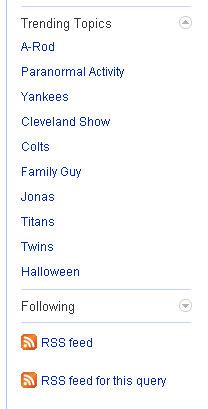 twitter-trending-list