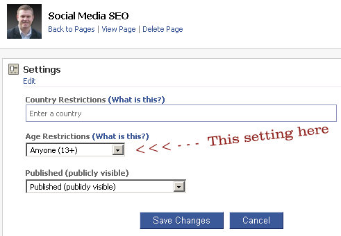 age-restriction-settings-facebook-fan-page