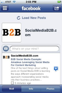 facebook-fan-page-iphone