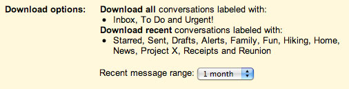 gmail-offline-options
