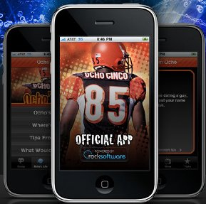ocho-cinco-iphone-app