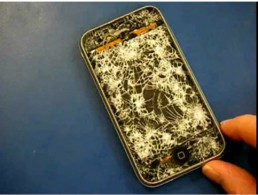 broken iphone 3g e1262190795875