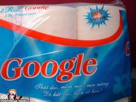 google toilet paper wm
