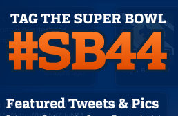 sb44 twitter tag super bowl 44