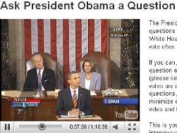 ask president barack obama a question