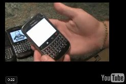 blackberry magnum video review