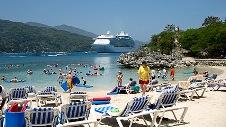 cruise ships haiti
