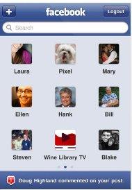 facebook iphone app version 3 1 1