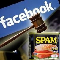 facebook spam marketing