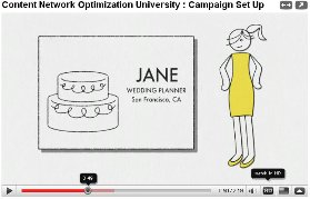 google adwords content network optimization