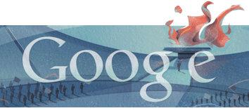 2010 winter olympic games google logo
