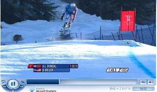 bode millers gold medal sky run