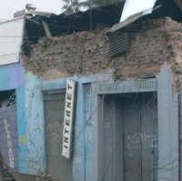 chile earthquake photos