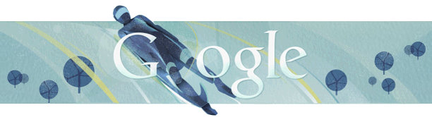 google logo day 2 2010 winter olympic games