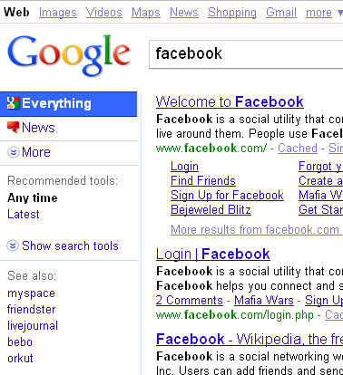 google new design 2