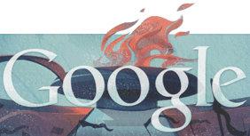 google olympic logo closing ceremony 1