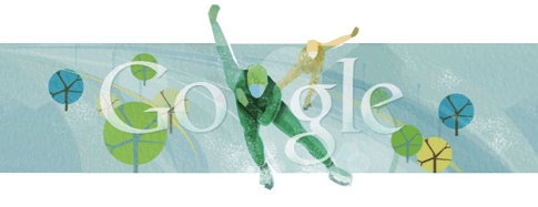 google olympic logo speed skating