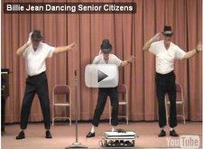 michael jackson seniors
