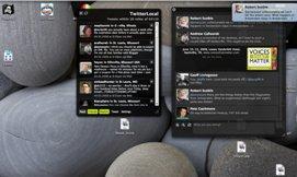 twiter desktop