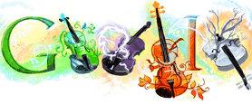 antonio vivaldi google logo 1