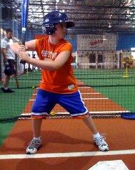 baseball human body