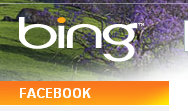 call facebook bing