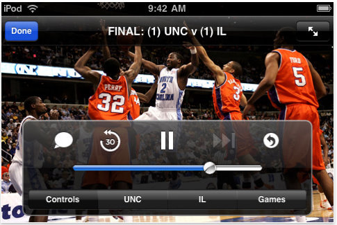 cbs march madness iphone app 2