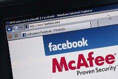 facebook antivirus spam