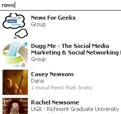 facebook enhanced search
