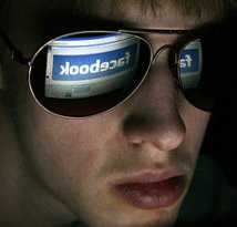 facebook twitter valuation