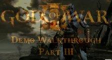 god of war 3 walkthrough video