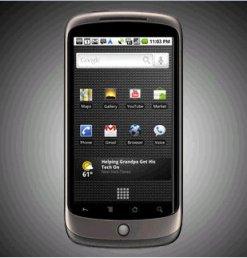 google nexus one phone