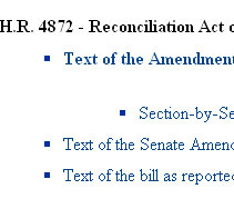health care bill online