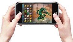 iphone psp handheld games