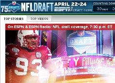 2010 nfl draft start time