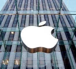 apple shares 400