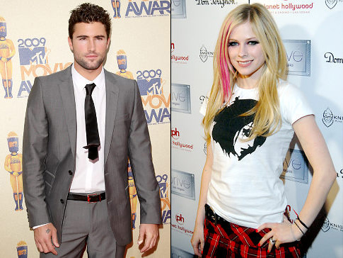 brody jenner and avril lavigne picture 1