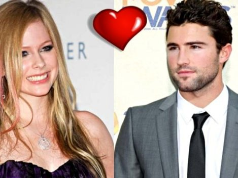 Here's Brody Jenner and Avril Lavigne: