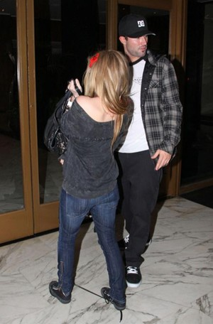 brody jenner and avril lavigne picture 4