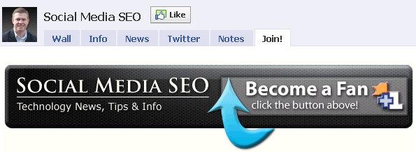 facebook fan page like button