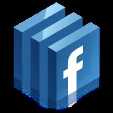 facebook fan page logo