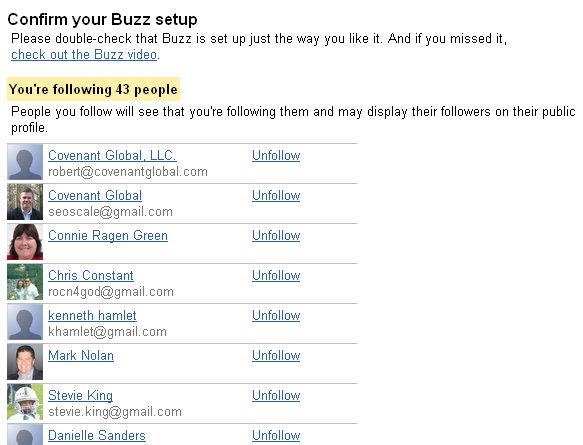 google buzz reset 1