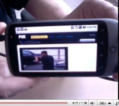 google nexus one flash player 10 1