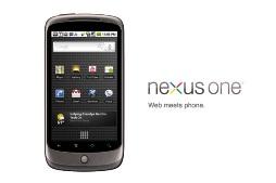 google nexus one smart phone